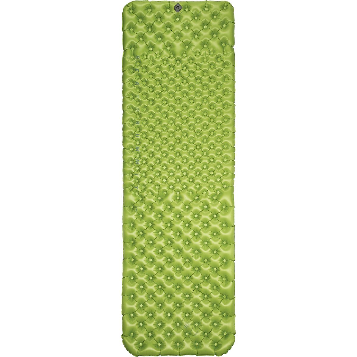 Sea to Summit Comfort Light Insulated Mat Rec Isomatte (Grün) | Isomatten