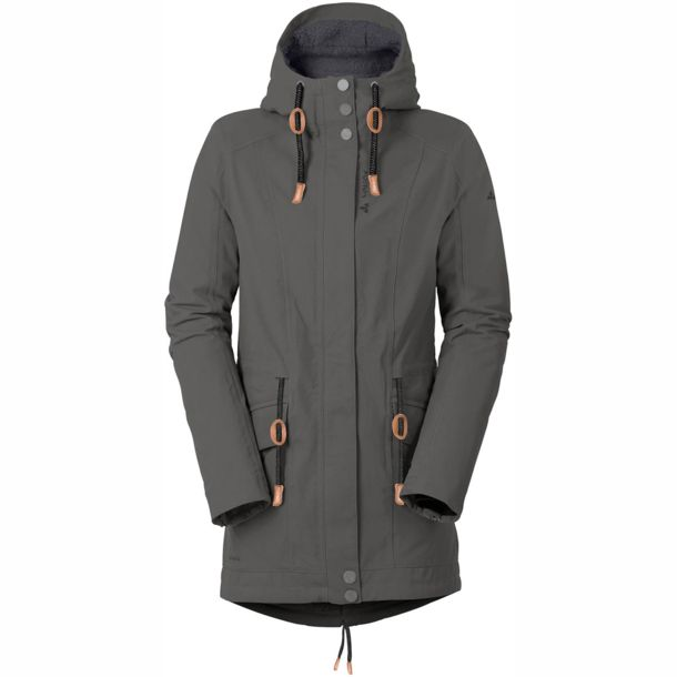 hot sale online d2dec 0472c Women's Manukau Coat moondust 34