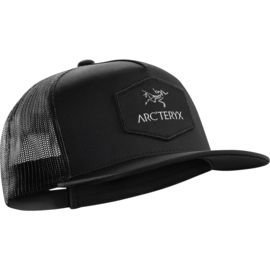 Arcteryx Herren Hexagonal Patch Trucker Kappe