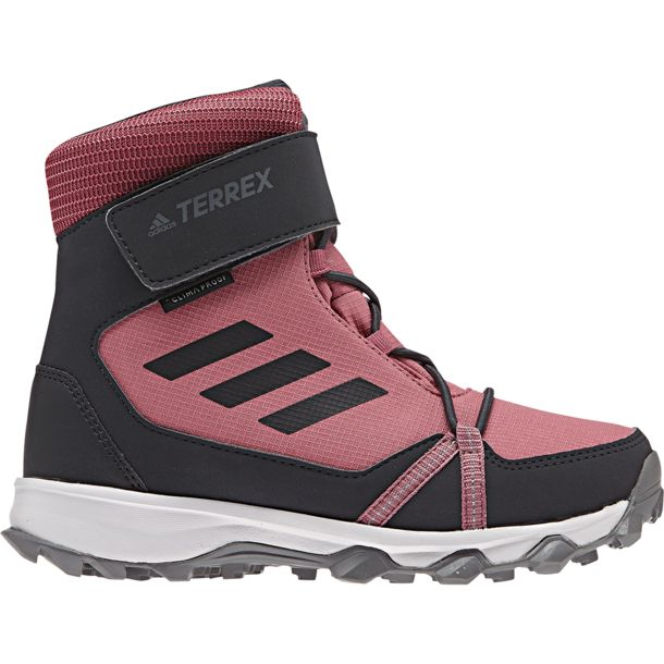 Kinder Terrex Snow CF CP CW Schuhe trace maroon 28