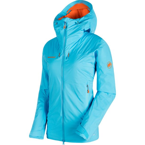 mammut damen nordwand hs thermo hoody jacke arctic xxs. Black Bedroom Furniture Sets. Home Design Ideas