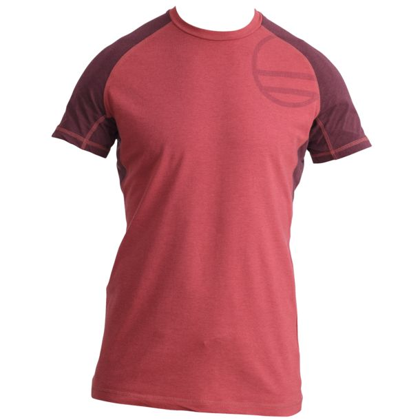 Wild Country Heren Trace T-Shirt brick red L