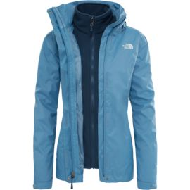The North Face Damen Evolve Ii Triclimate Jacke