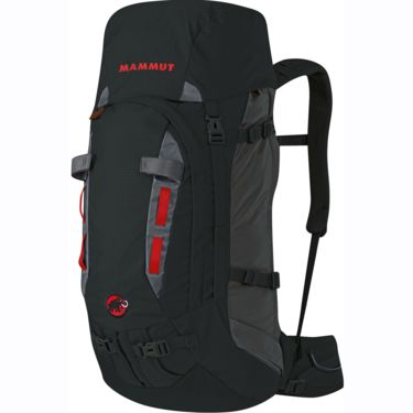 Mammut Men's Trion Guide 45+7 Backpack black-graphite