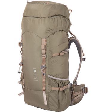 Exped Expedition 65 Rucksack olive grey