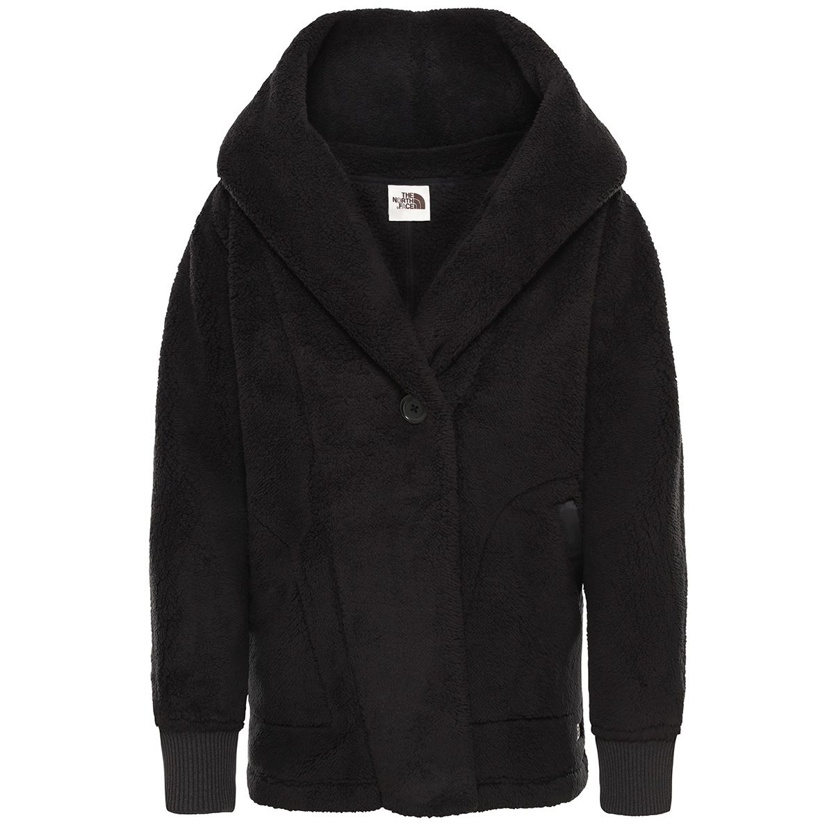 The North Face Damen Campshire Fleece Jacke (Schwarz) | Fleecejacken > Damen
