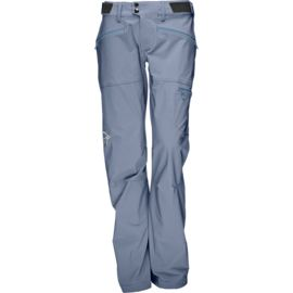 Norrona Women's Falketind Flex1 Pants W's electric blue