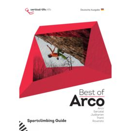 Vertical-Life Best of Arco Sportkletterführer