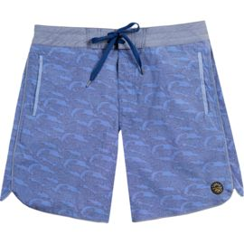 United by Blue Herren Breakers Scallop Boardshorts