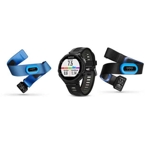 garmin forerunner 735xt tri bundle gps uhr kaufen bergzeit. Black Bedroom Furniture Sets. Home Design Ideas