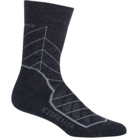 Icebreaker Damen Hike+ Medium Crew Metric Socken