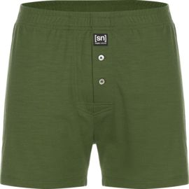 Super.Natural Herren Base 175 Wide Short Boxer