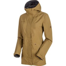 Mammut Damen Roseg HS Hooded Mantel