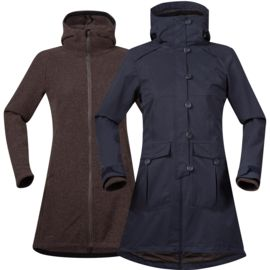 Bergans Women's Bjerke 3in1 Coat