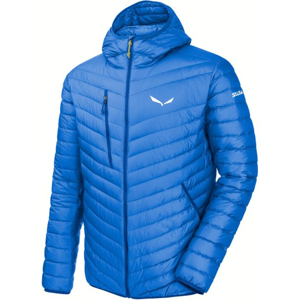 official photos 5dfc0 feac7 Men's Ortles Light Down Hooded Jacket royal blue XL
