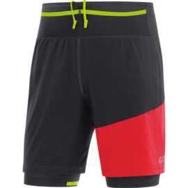 Gore Wear Herren R7 2in1 Shorts