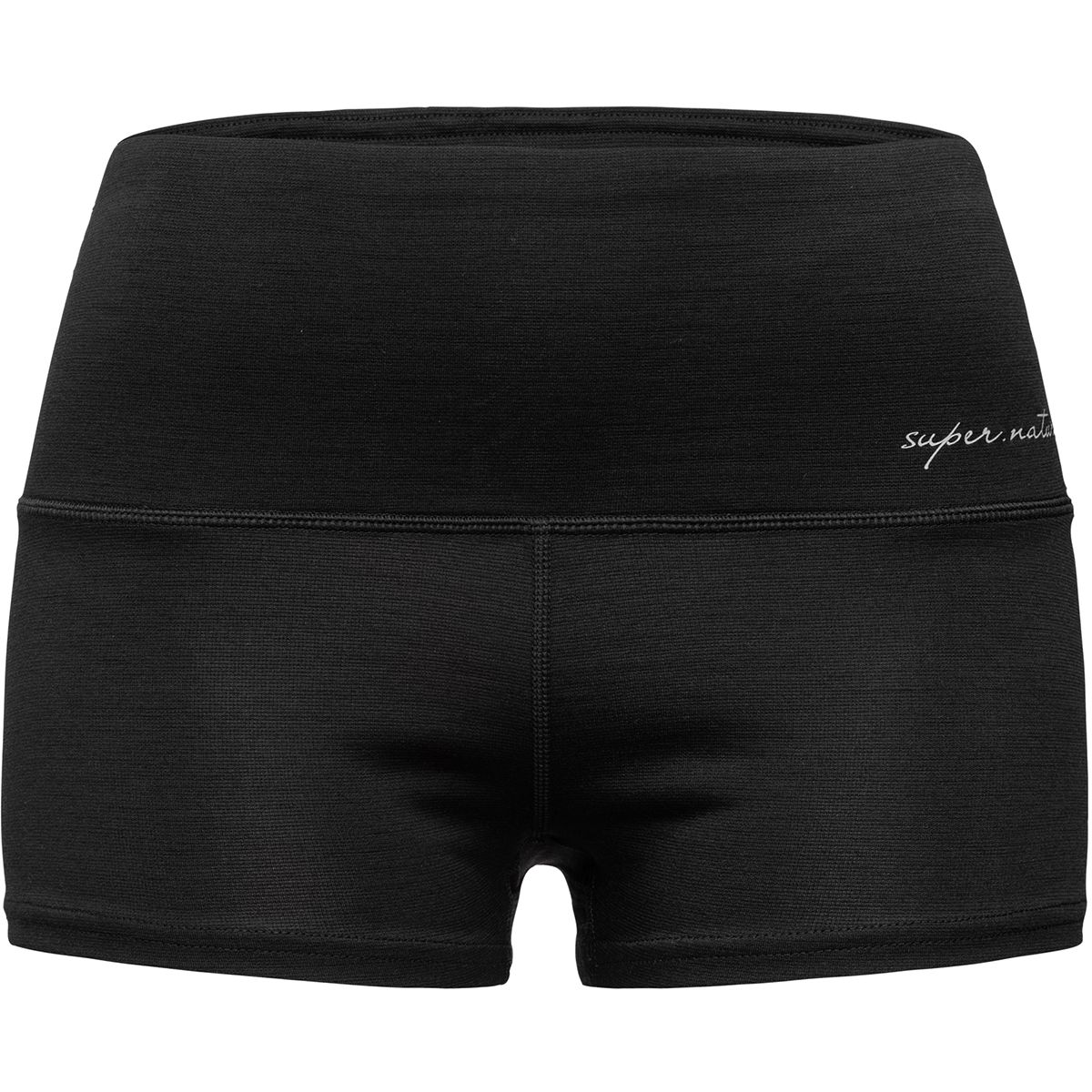Super.Natural Damen Super Shorts (Größe S, Schwarz)