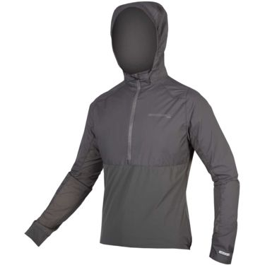 Endura Herren MTR Spray Pullover pewter grey S