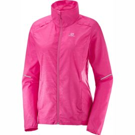 Salomon Damen Agile Wind Jacke