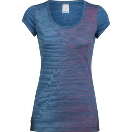 Icebreaker Damen Sphere Scoop Cool Relief T-Shirt