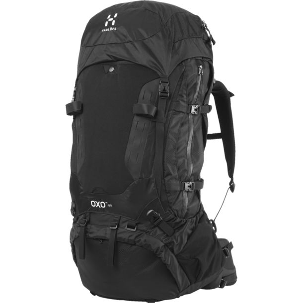 Haglöfs Men's Oxo 80 Backpack true-black
