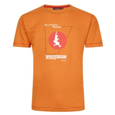 Ternua Men's Kalymnos T-Shirt orange orange S