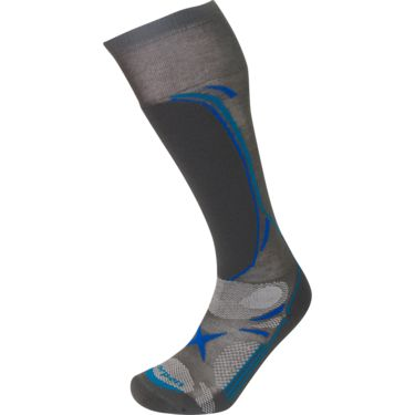 Lorpen Men's T3 Ski Light Sock dark grey