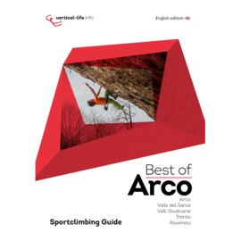 Vertical-Life Best of Arco Sportclimbing Guide - english