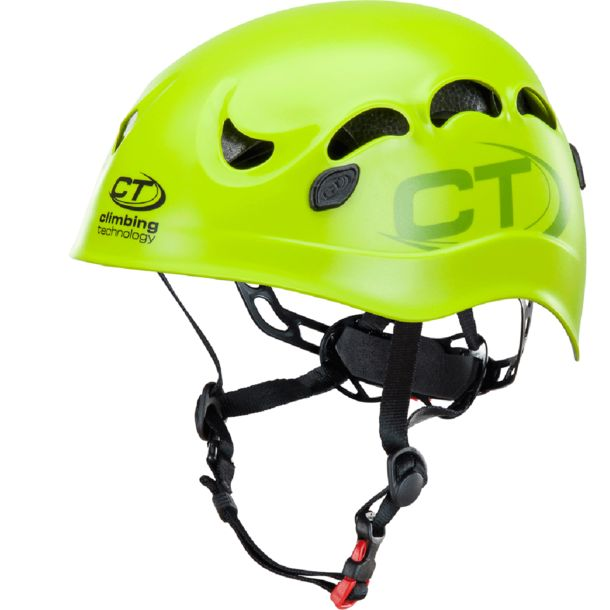 Climbing Technology Venus Plus Kletterhelm green