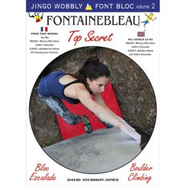 Jingo Wobbly Publishing Fontainebleau Top Secret - Font Bloc Volume 2