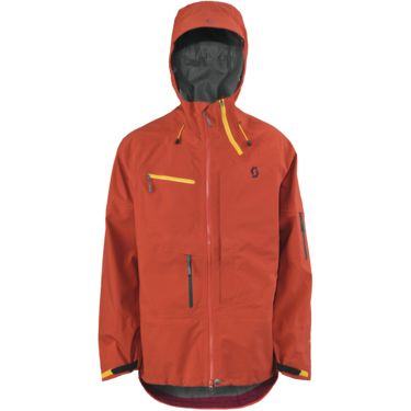 Scott Men's Ridge Jacket aurora red aurora red S