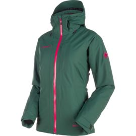Mammut Damen Cruise Hs Thermo Jacke