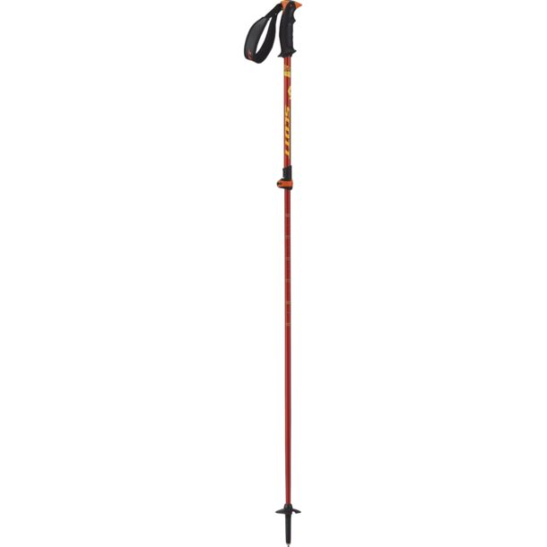 Scott Cascade C 2-Part Ski Touring Pole orange 115-140CM