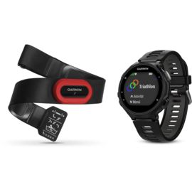 Garmin Forerunner 735XT Run-Bundle