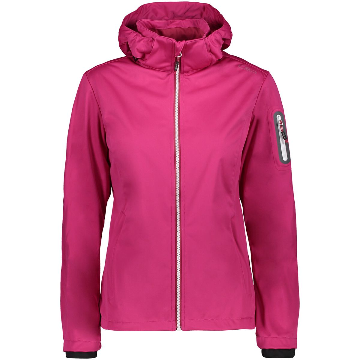 CMP Damen Light Softshell Jacke (Größe 3XL, Pink) | Softshelljacken > Damen