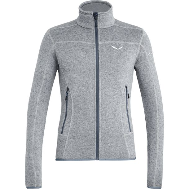 sneakers for cheap f56ae 3497f Men's Rocca PL Full Zip Jacket grey melange 3XL