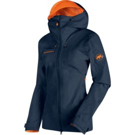 Mammut Damen Nordwand Advanced Hs Hoody Jacke