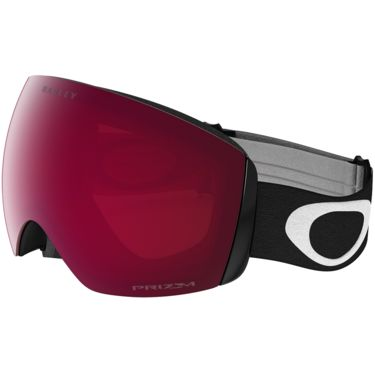 Oakley Flight Deck XM Prizm Factory Skibrille matte black/ prizm rose matte black/ prizm rose