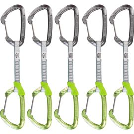 Climbing Technology Lime Wire 12cm DY 5er Pack Express-Set