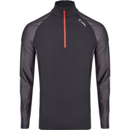 Löffler Herren Thermo-Velours Zip-Shirt