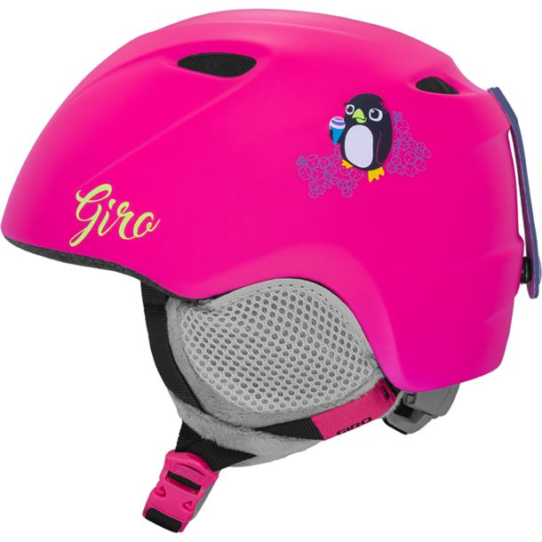 giro kinder slingshot skihelm pink xs s kaufen bergzeit. Black Bedroom Furniture Sets. Home Design Ideas