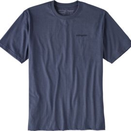 Patagonia Men's Line Logo Badge Cotton/Poly T-Shirt
