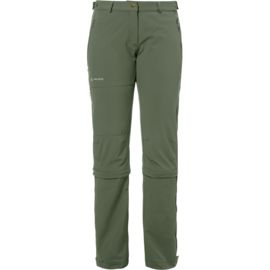 Vaude Women's Farley W's Stretch Capri Zip II