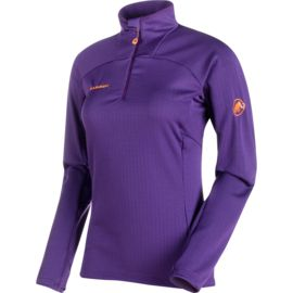 Mammut Women's Moench Advanced Half Zip Long Sleeve