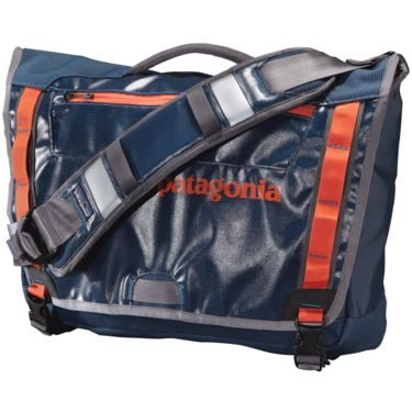 Patagonia Black Hole Messenger glass blue
