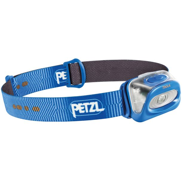 Petzl Tikka headlamp viktoriablau