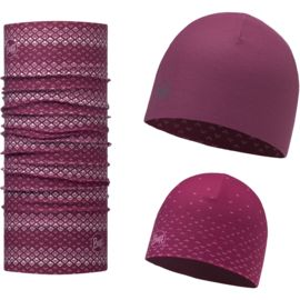 Buff Microfiber Reversible Hat +Original Buff Set