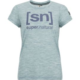 Super.Natural Damen Essential I.D. T-Shirt