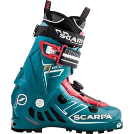 Scarpa Women's F1 EVO Manual W's Ski-touring Boot