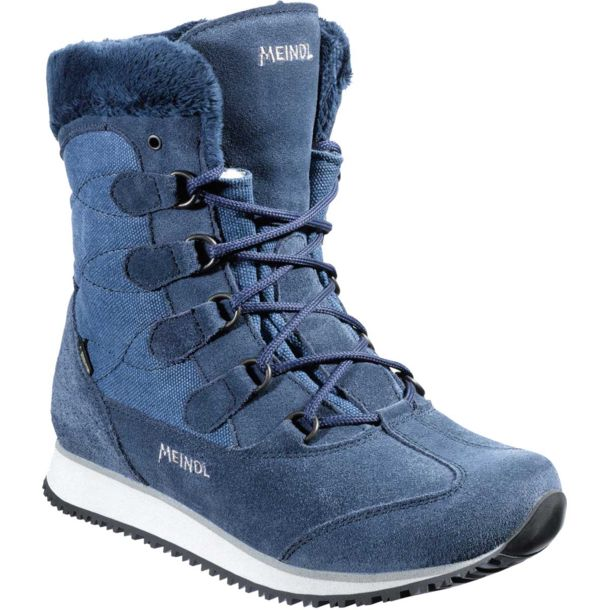 Meindl Women's Cristallo GTX Winter Boot for Women blau UK 4